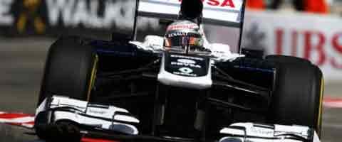 Imagen-Williams empleara motores Mercedes a partir del 2014