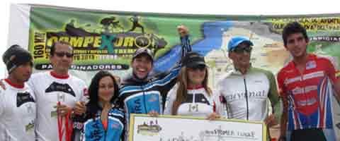 Imagen-Ecuadir: Con exito culmino la competencia de aventura COMPEXORO 2013