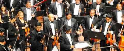 Imagen-Video Ecuador: Fiesta de la musica en Cuenca