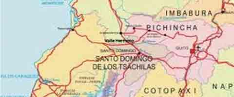 Imagen-Ecuador: Coordinadora Provincial del Migrante en Santo Domingo de los Tsachilas