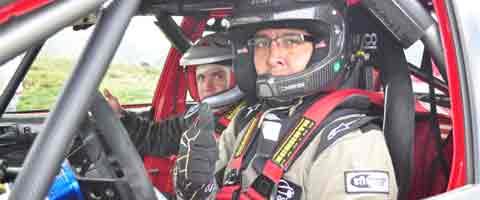 Imagen-Ecuador: El VRT 177 segundo en el Rally de Riobamba