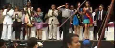 Imagen-Video Ecuador: Quininde celebro sus 46 anos de vida cantonal