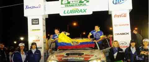 Imagen-Ecuador brillante en el segundo Rally Codasur