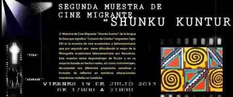 Imagen-Espana: Cine Ecuatoriano y Latinoamericano en Barcelona