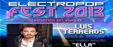 """Imagen-USA: """"Electro Pop Fest 2013"""" 1ra Edicion en New York"""