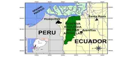 """Imagen-Ecuador: Por decreto ejecutivo gobierno elimina la """"Reserva Ecologica Arenillas"""""""