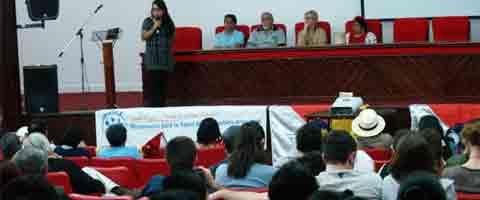 """Imagen-Ecuador: """"El derecho a vivir con salud"""""""