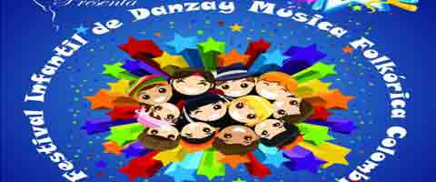 Imagen-4to Festival Infantil de Danza y musica folklorica colombiana