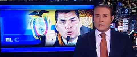 Imagen- Video: Criminalizacion de la critica en Ecuador III