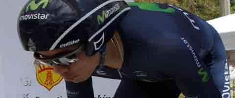 Imagen-Marvin Angarita gano CRI entre Tena y Puyo de la 33 Vuelta Ciclistica Internacional al Ecuador
