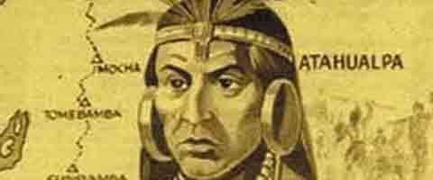 Imagen-Ecuador: Atahualpa intuia la verdad sobre las palabras...