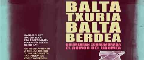 Imagen-Espana: Estreno del documental 'Balta Txuria, Balta Berdea. El rumor del Urumea'
