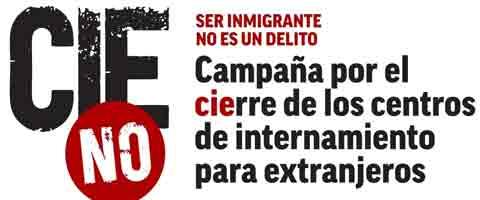 Imagen-Espana: Protesta por la muerte en el CIE de Barcelona sirve para denunciar la deportacion de testigos clave