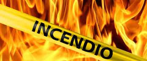 Imagen-Espana: Desalojadas unas 130 personas por el incendio en un asentamiento de inmigrantes en Lepe