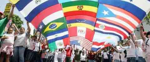 Imagen-Los latinos seran en marzo el grupo etnico mayoritario en California
