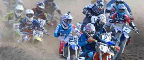 Imagen-Ecuador: Nacional de motocross se corre este fin de semana en Amaguaña