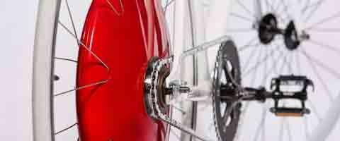 Imagen-Inventan ruedas de bicicleta que guardan energia para cuando te canses