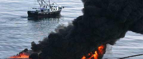 Imagen-Consecuencias del derrame de petroleo en el Golfo de Mexico: numeros y estadisticas