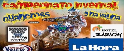 Imagen-Ecuador: Campeonato Invernal de Quadcross y Motocross