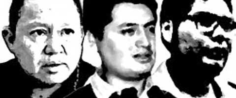 Imagen-Ecuador: ¿Se puede, Presidente, hacer politica sin ir a las Cortes?