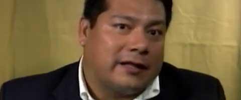 Imagen-Ecuador: Alcalde de Gualaceo (AP) se declara perseguido politico de juez Paul Iñiguez