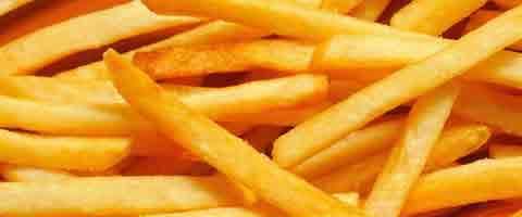 Imagen-Estudios afirman que las papas fritas podrian acelerar el envejecimiento
