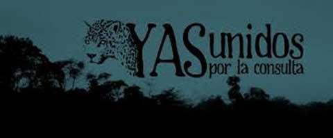 Imagen-El colectivo por la defensa del Yasuni demanda al Estado Ecuatoriano ante la Comision Interamericana de Derechos Humanos