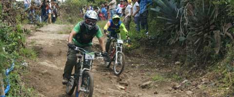 Imagen-Downhill el calvario 2.5k con grandes emociones en Pimampiro Ecuador