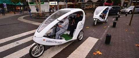 Imagen-Concepcion da la bienvenida a triciclos ecologicos de uso gratuito en Chile
