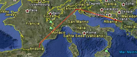 Imagen-Italia amenaza con abrir sus fronteras