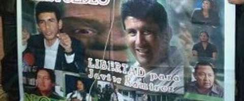 Imagen-Ecuador: Intag pide libertad de Javier Ramirez