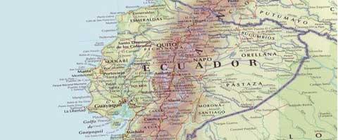 Imagen-Ecuador: Ley de Ordenamiento Territorial, centralista e inconstitucional
