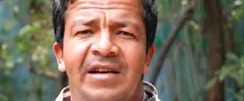 Imagen-Video Ecuador: Entrevista a Polibio Perez, dirigente historico de Intag