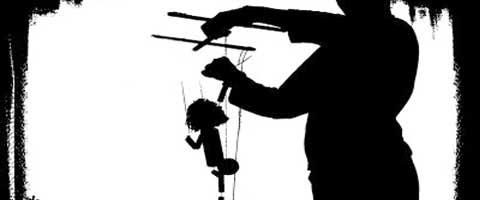 Imagen-La vida de un titere debe ser triste cuando la maneja un presunto criminal