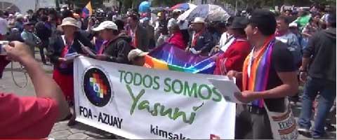 Imagen-Ecuador: Carta publica sobre explotacion del Yasuni