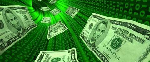 Imagen-Asi te llevaran al dinero electrónico: La gran trampa