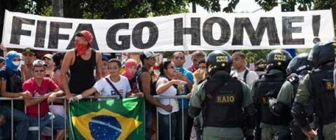 Imagen-Brasil invierte y la FIFA gana en el Mundial de Brasil 2014