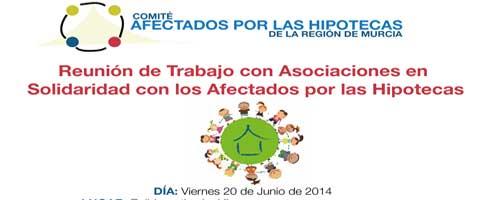 Imagen-Espana: Convocatoria General Internacional en Murcia para Inmigrantes hipotecados