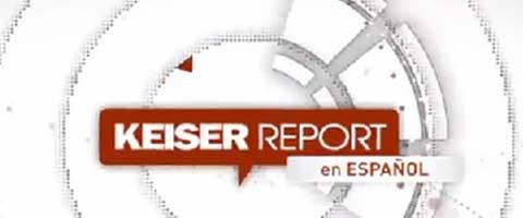 """Imagen-Video: Keiser Report """"Burbujas en alza y precios duplicados """""""
