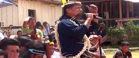 Imagen-Video Ecuador: SARAYAKU, El Pueblo del Mediodia