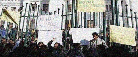 """Imagen-Carta de los """"sin cupo"""" a los ecuatorianos y a las autoridades"""