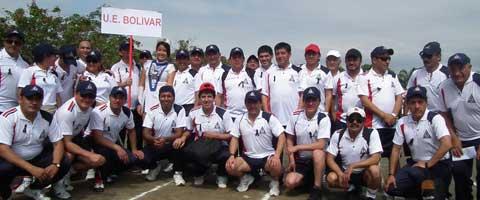 Imagen-Ecuador: Destacada participacion de docentes de la UEB en Juegos Interuniversidades