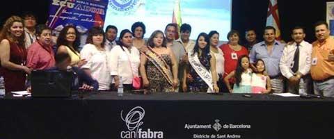 Imagen-El movimiento Ciudadanos del Mundo participo activamente en la 1ª Convencion de Inmigracion en Barcelona - Catalunya