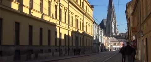 Imagen-Video: Rostros de las ciudades en Europa