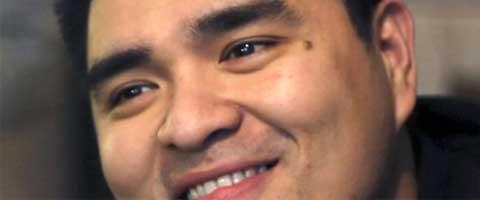 Imagen-Liberado José Antonio Vargas, el periodista indocumentado y premio Pulitzer
