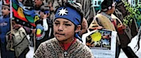 Imagen-Recurso de amparo por niños y niñas Mapuche de Temucuicui ante violencia policial