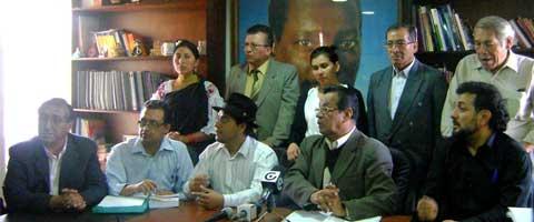 """Imagen-Ecuador: """"El sueño de desaparecer al MPD ahora sera una pesadilla"""""""