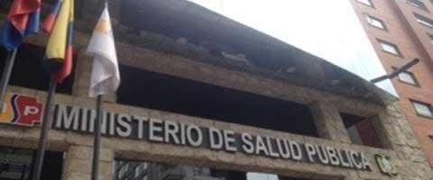 Imagen-Carta Publica a la Ministra de Salud Publica del Ecuador
