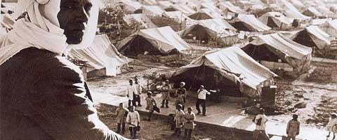 Imagen-1948: al-Nakba o la catastrofe palestina