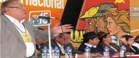 Imagen-Se inauguro el Seminario Internacional Problemas de la Revolucion en America Latina